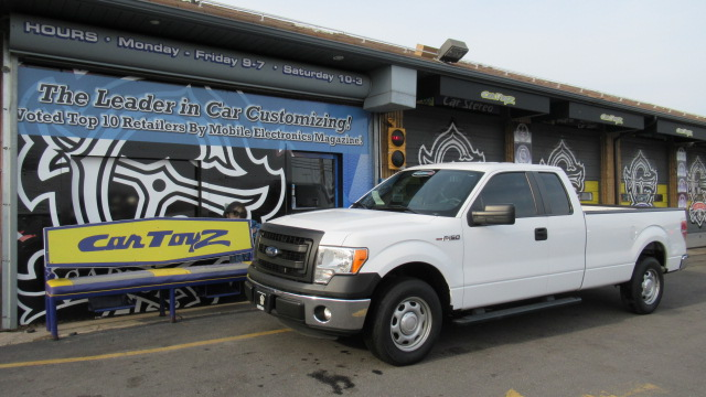 2014 Ford F150 XL Extended Cab 2WD