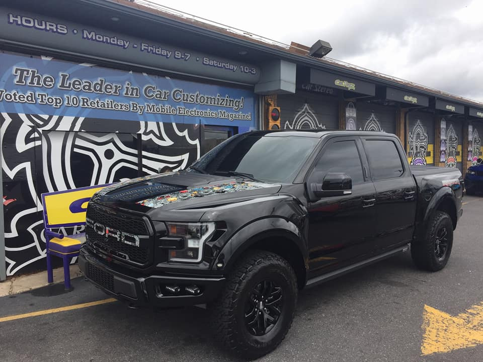 2018 ford raptor car toyz auto broker. Black Bedroom Furniture Sets. Home Design Ideas