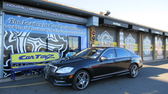 2013 Mercedes-Benz S550 4Matic w/Sport Package