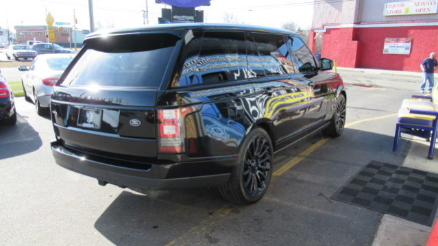 2017 Land Rover Range Long Wheelbase Supercharged Full
