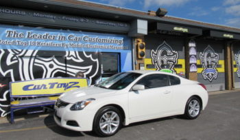 2012 Nissan Altime 2.5S Coupe