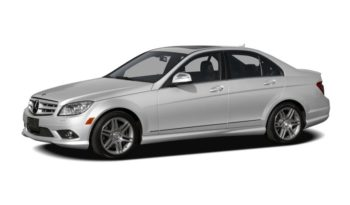 2010 Mercedes-Benz C350 with AMG Sport Package