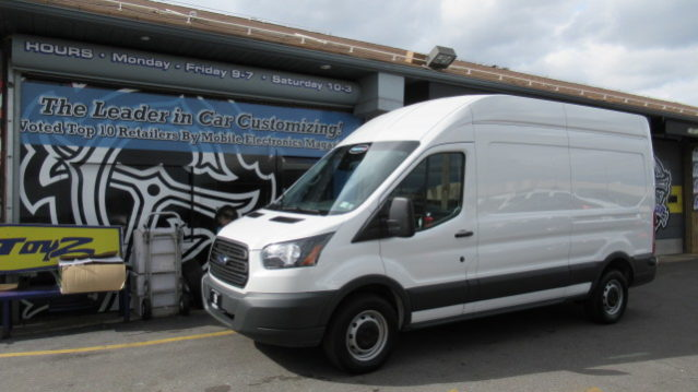 2018 Ford Transit 250 High Roof 148