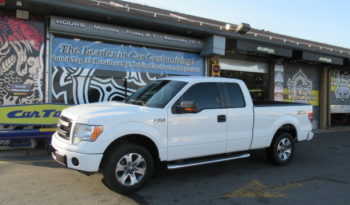 2014 Ford F-150 Extended Cab STX