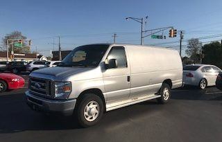 2013 Ford E-350 Super Duty Extended Length