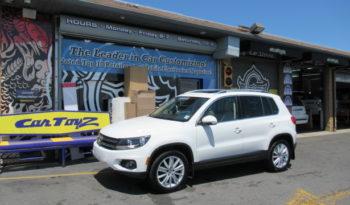 2013 Volkswagen Tiguan SEL w/4Motion