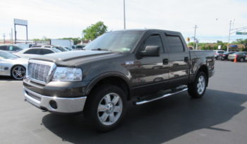 2007 Ford F-150 Lariat SuperCrew 4X4
