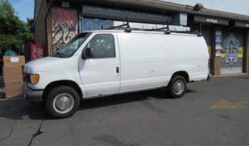 2003 Ford E-250 Extended Length Cargo Van