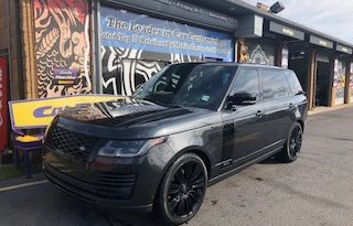 2018 Range Rover L Supercharged