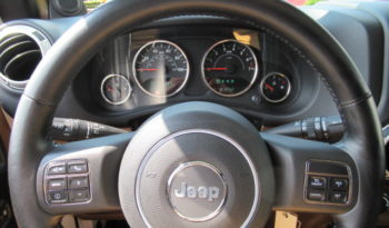 2012 Jeep Wrangler Unlimited Sahara full