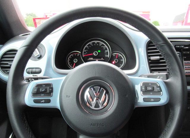 2013 Volkswagen Beetle Convertible full