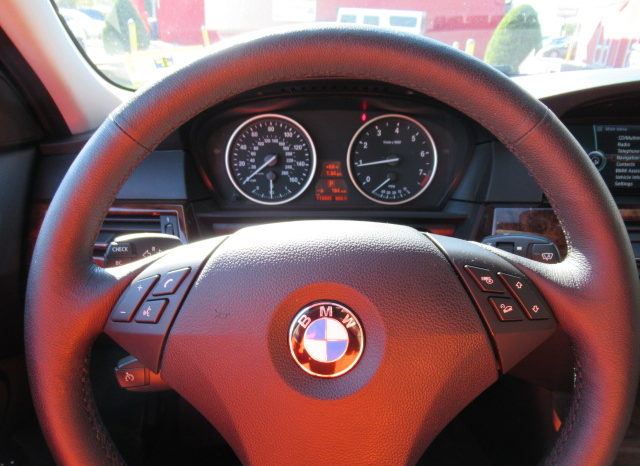 2010 BMW 528i xDrive full