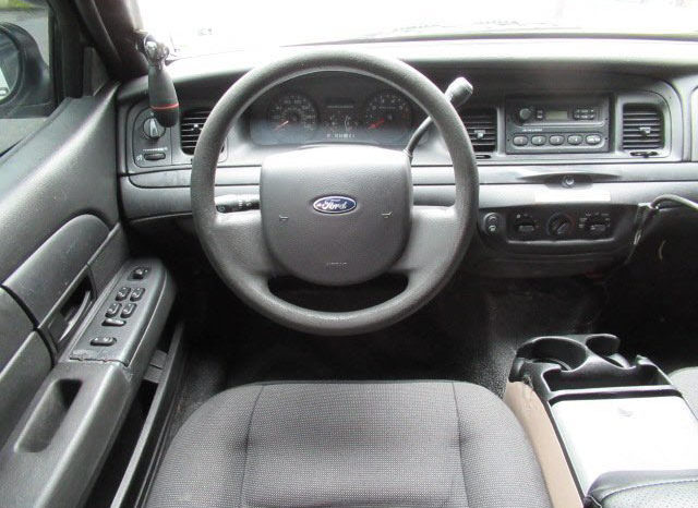 2006 Ford Police Interceptor full