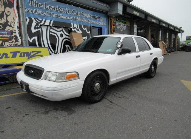 2006 Ford Police Interceptor full