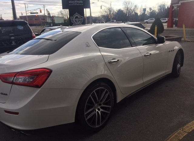 2015 Maserati Ghibli full