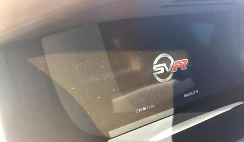 2018 Land Rover Range Rover Sport SVR full