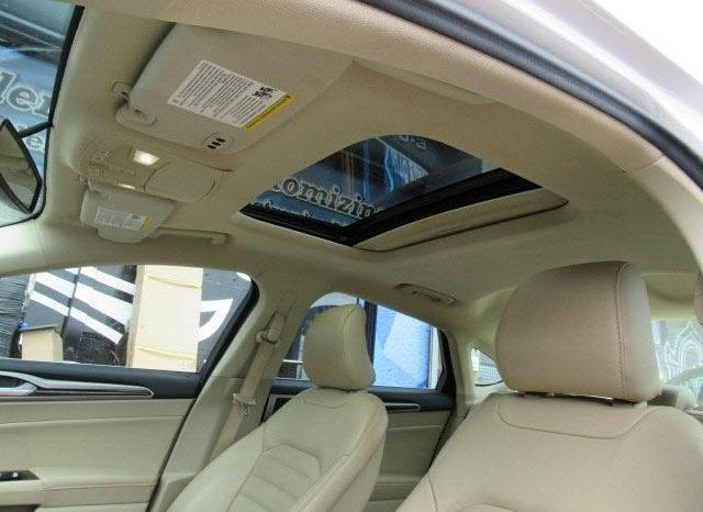 2016 Ford Fusion SE full