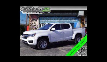 2018 Chevrolet Colorado LT full
