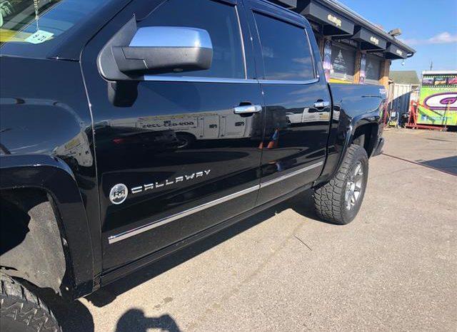 2016 Chevrolet Silverado 1500 Callaway SC560 Rocky Ridge full