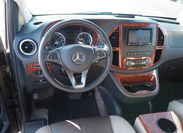 2018 Mercedes-Benz Metris Passenger full