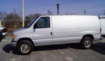 2002 Ford E-Series Cargo E-250 full