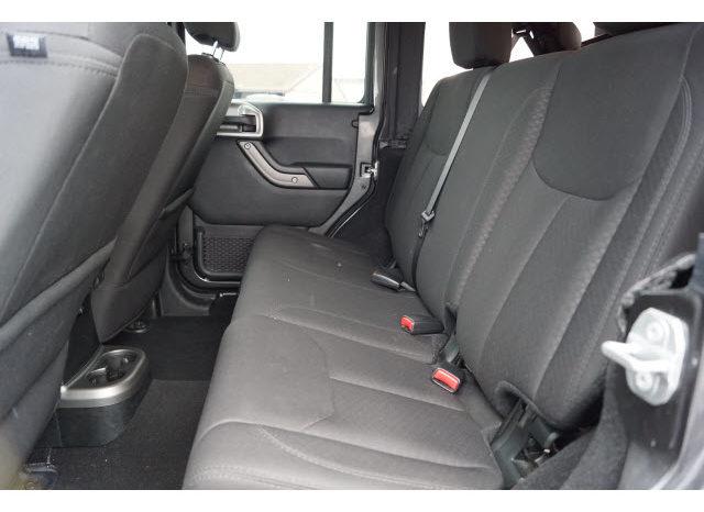 2018 Jeep Wrangler Unlimited Sport full