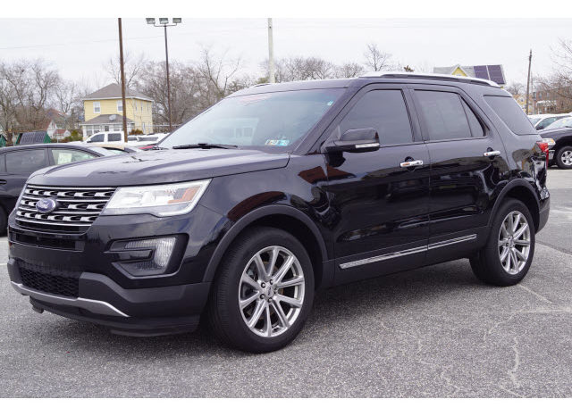 2016 Ford Explorer Limited full