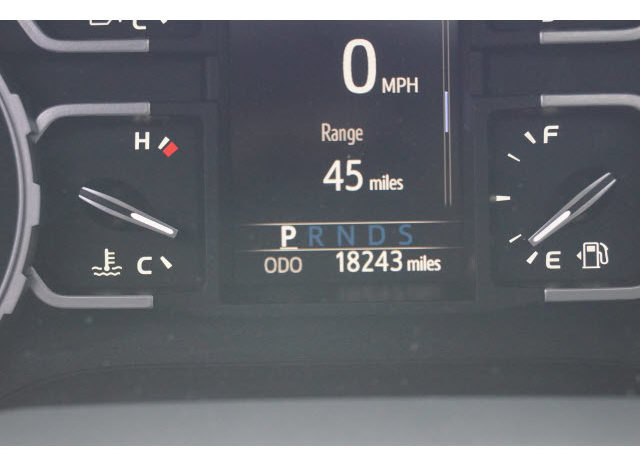 2018 Toyota Tundra Platinum full