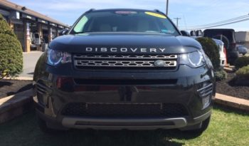 2017 Land Rover Discovery Sport SE full