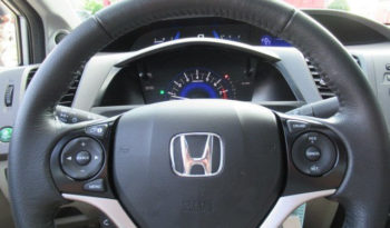 2012 Honda Civic Sdn EX-L full