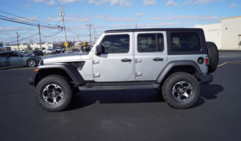 2018 Jeep Wrangler Unlimited Sport S full