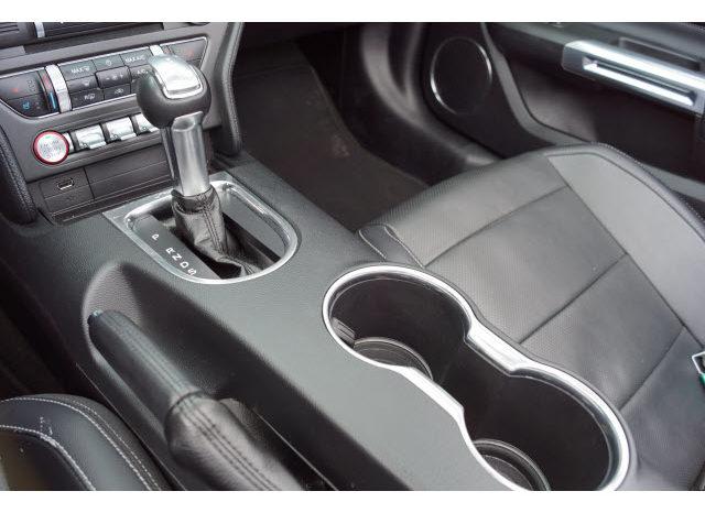 2018 Ford Mustang EcoBoost Premium full