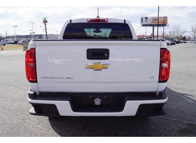 2019 Chevrolet Colorado LT full