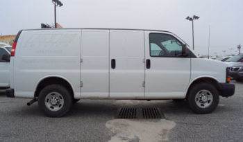 2014 Chevrolet Express Cargo Work Van Cargo full