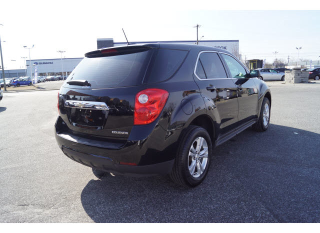 2015 Chevrolet Equinox LS full