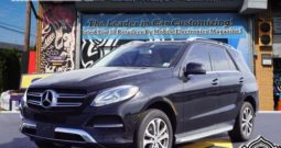 2016 Mercedes-Benz GLE 350 4MATIC®
