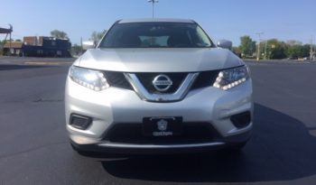 2016 Nissan Rogue S full