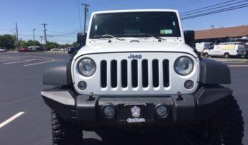 2017 Jeep Wrangler Unlimited Sport full