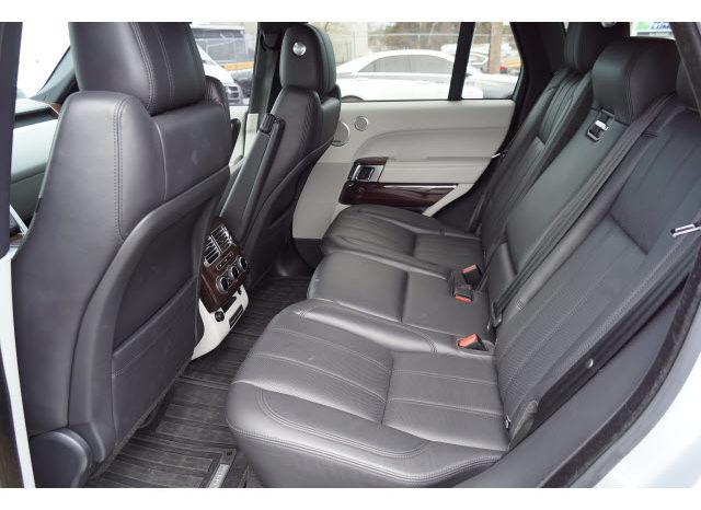 2014 Land Rover Range Rover 5.0L V8 Supercharged full